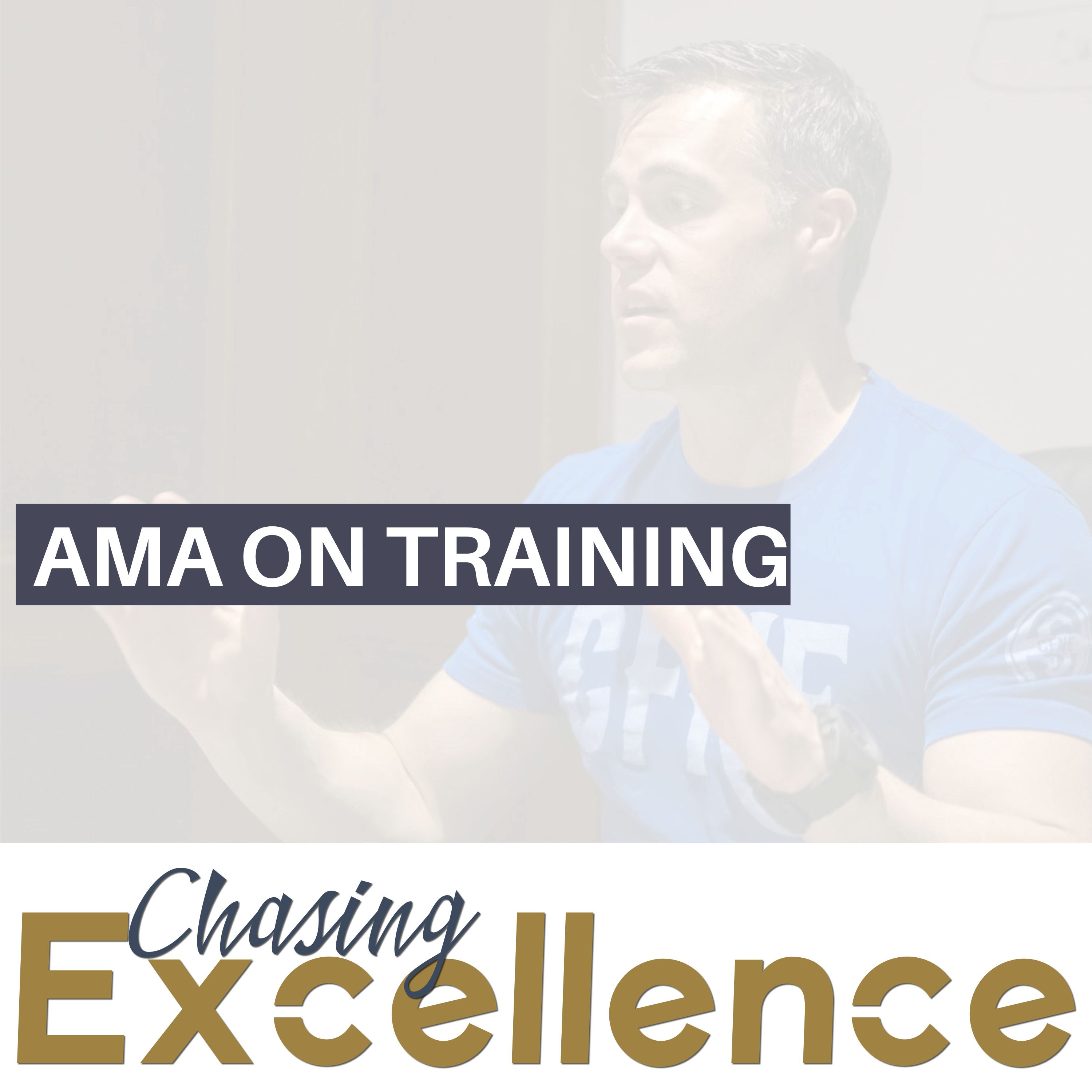 #130: Answering Your Questions About Training