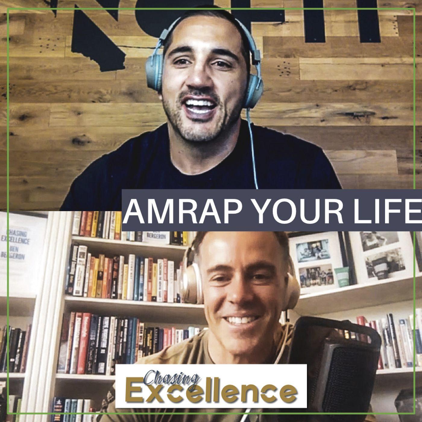 #127: AMRAPing Life w/ Jason Khalipa