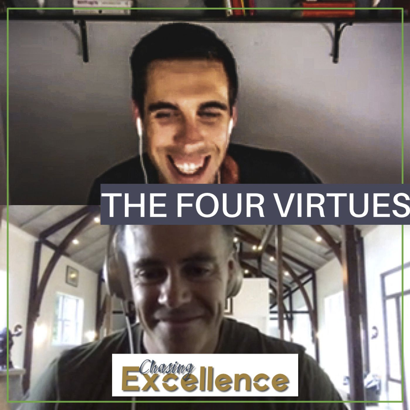#128: The Four Virtues w/ Ryan Holiday