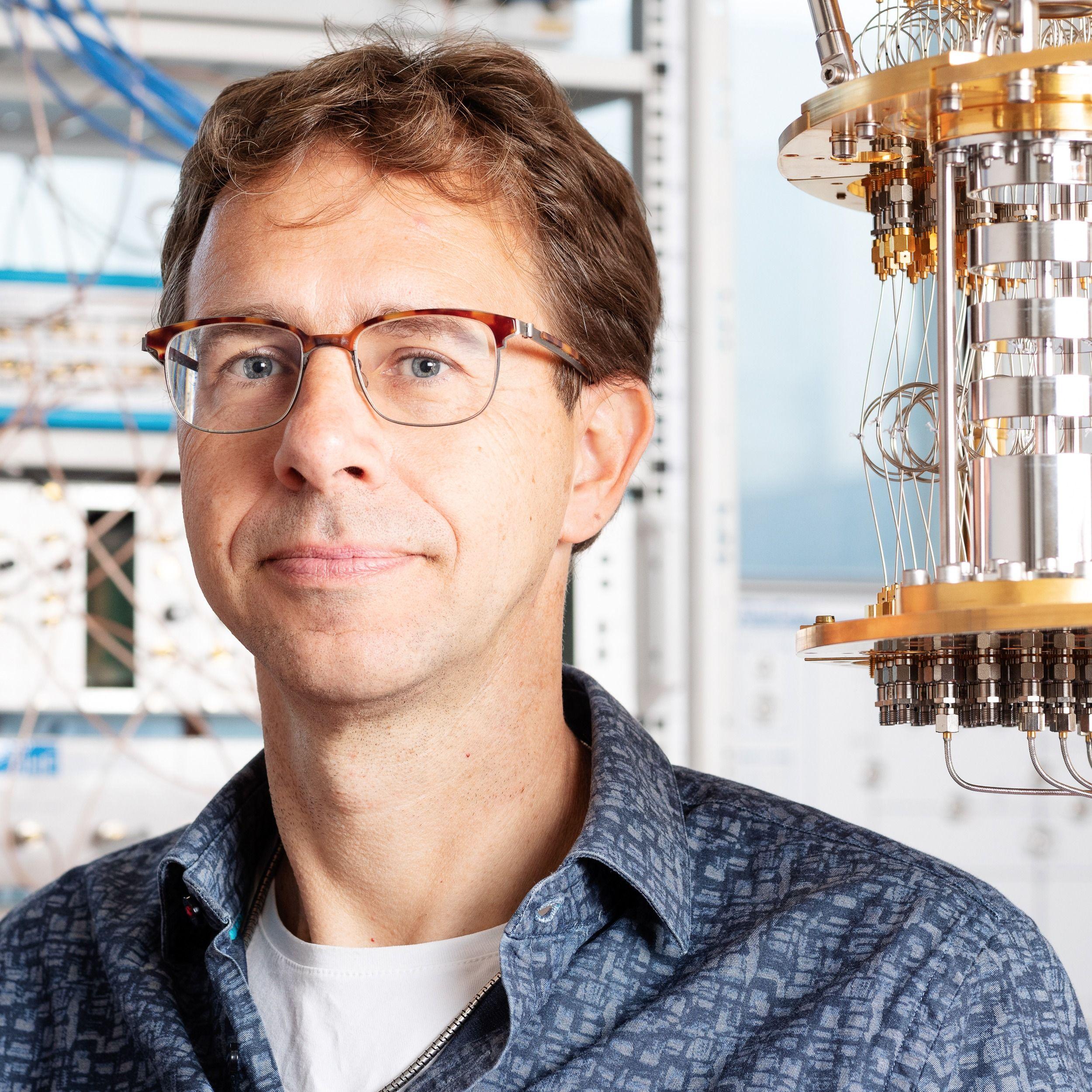 Quantum Computing with Richard Versluis