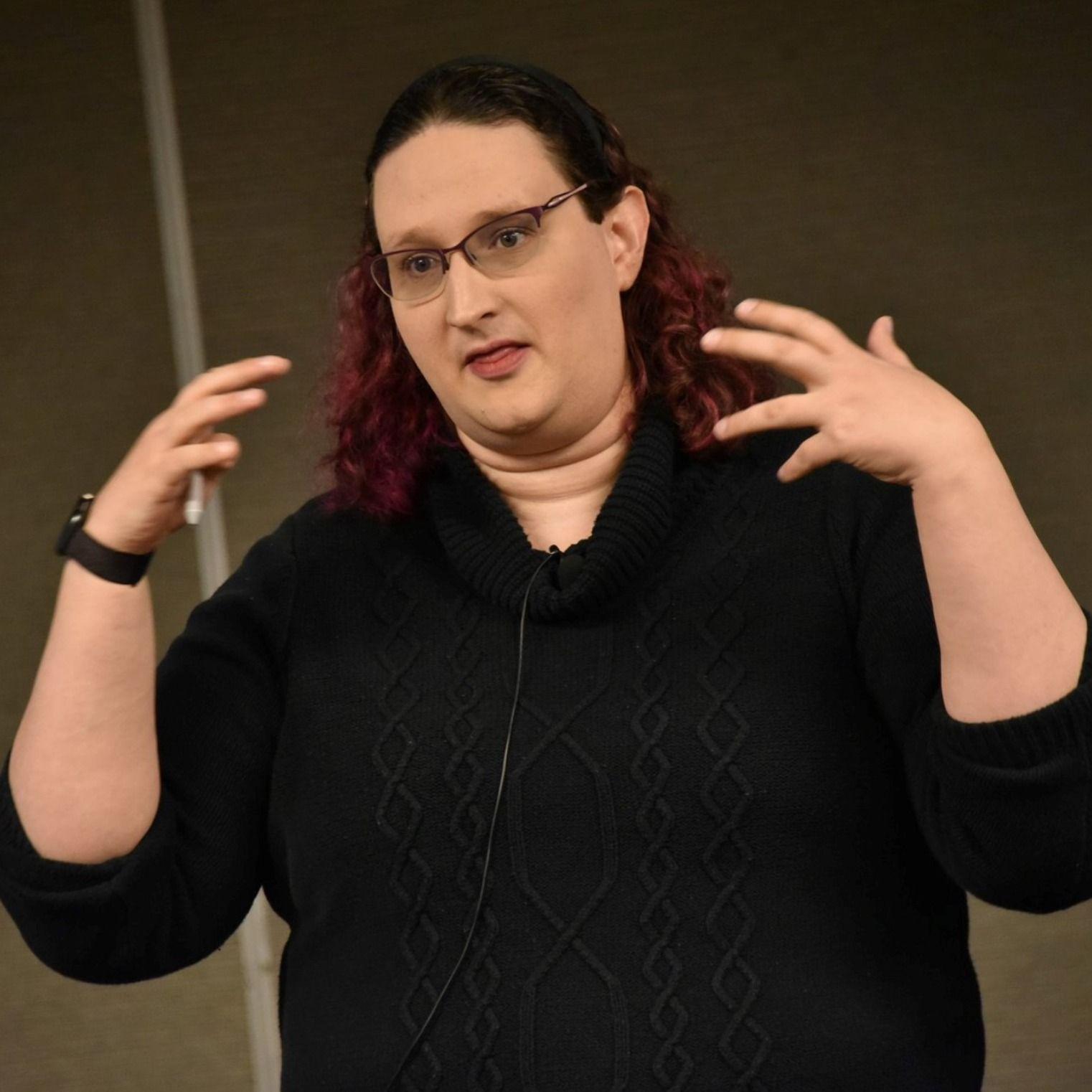 Neurodiversity in tech with Elizabeth Schneider