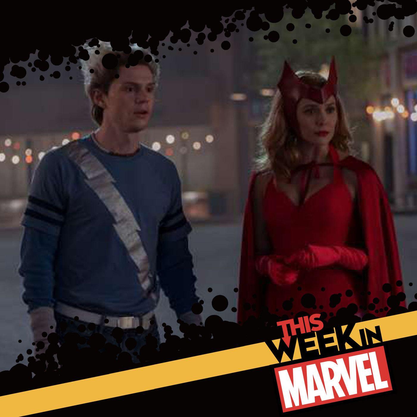 Directing Marvel Studios' WandaVision w/ Matt Shakman!
