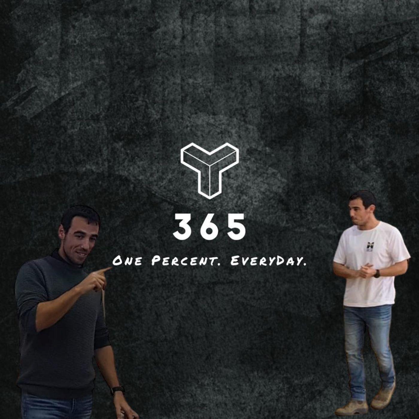 הפודקאסט של 365%