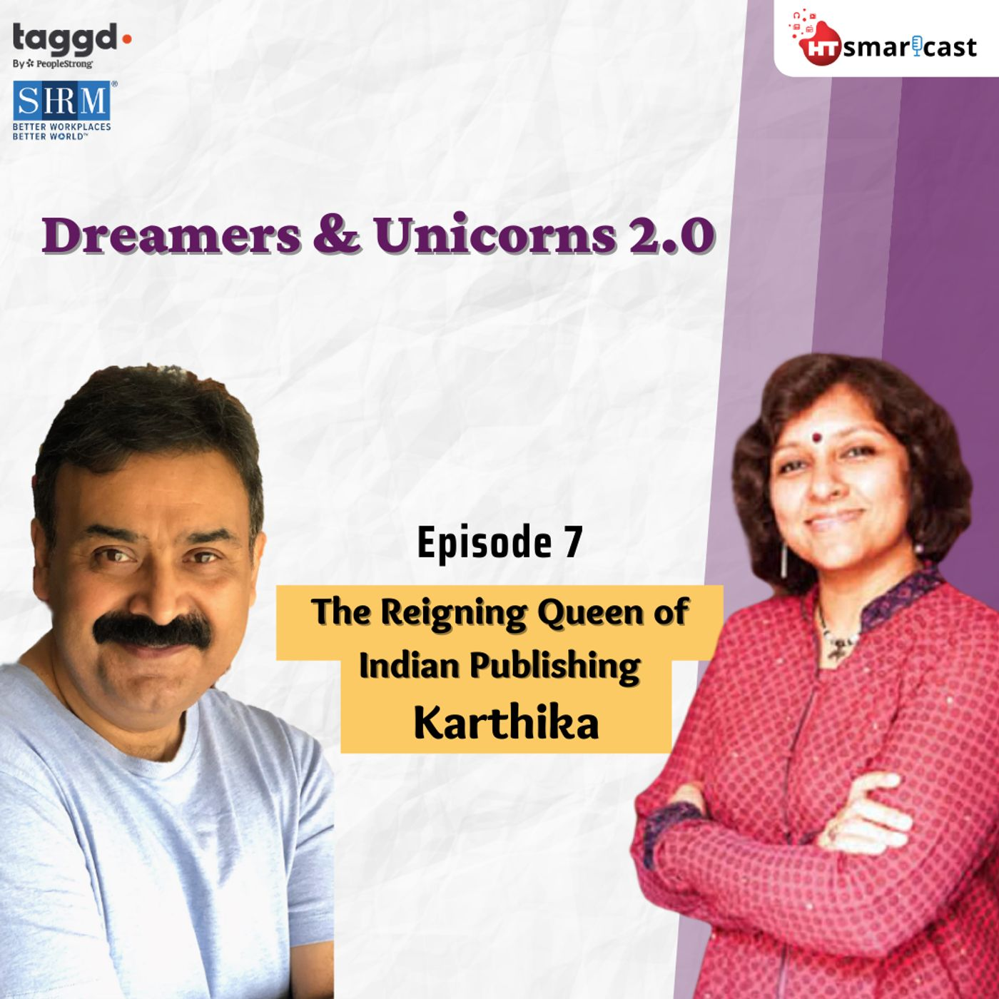 8: The Reigning Queen of Indian Publishing - Karthika
