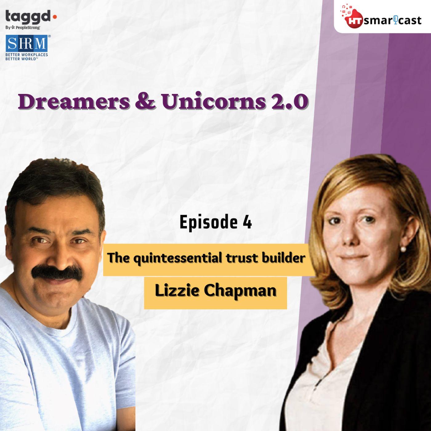 5: The quintessential trust builder - Lizzie Chapman