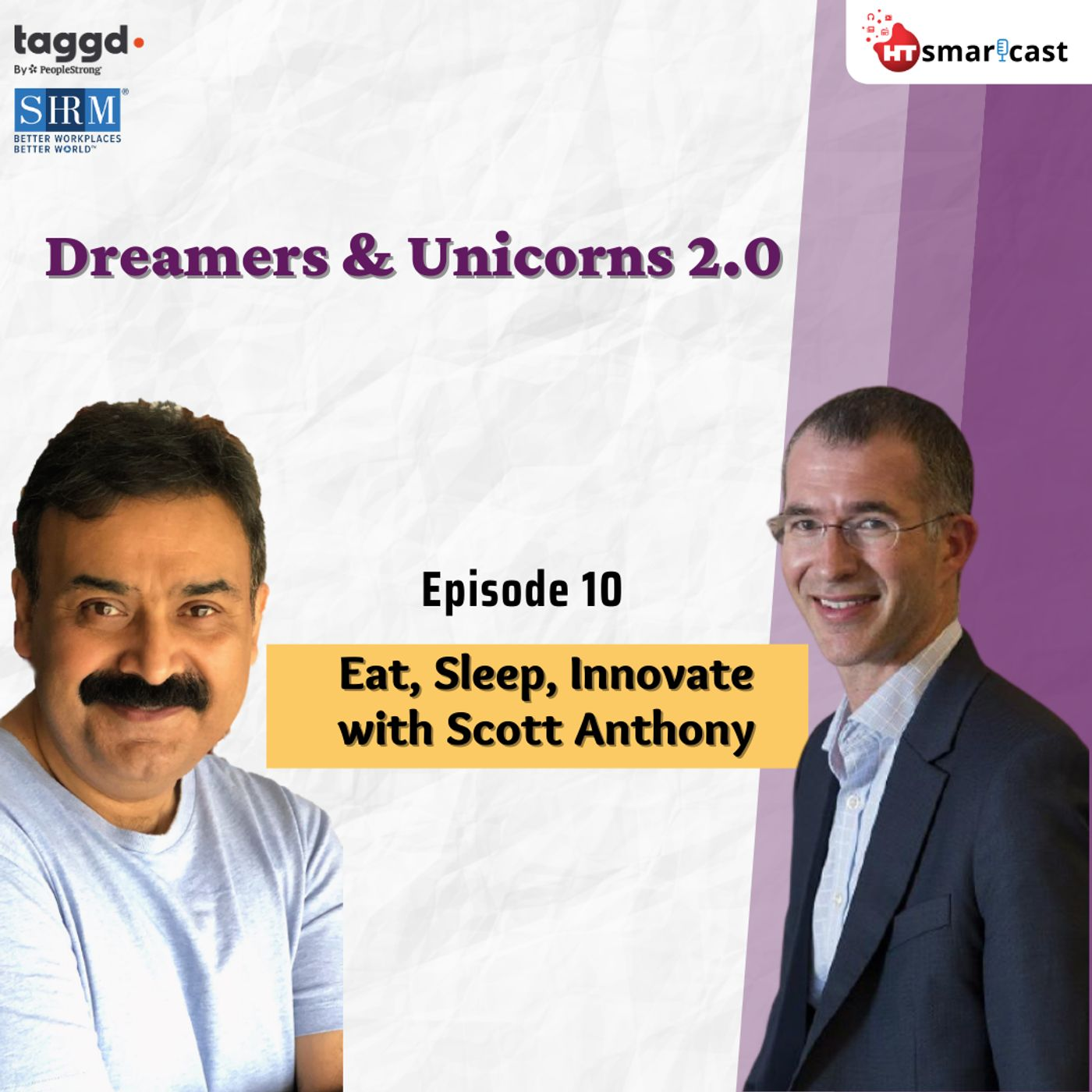 11: Eat, Sleep , Innovate with Scott Anthony