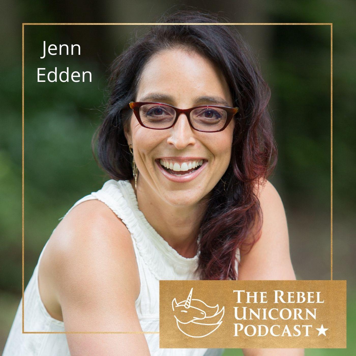 Jenn Edden and Boundaries