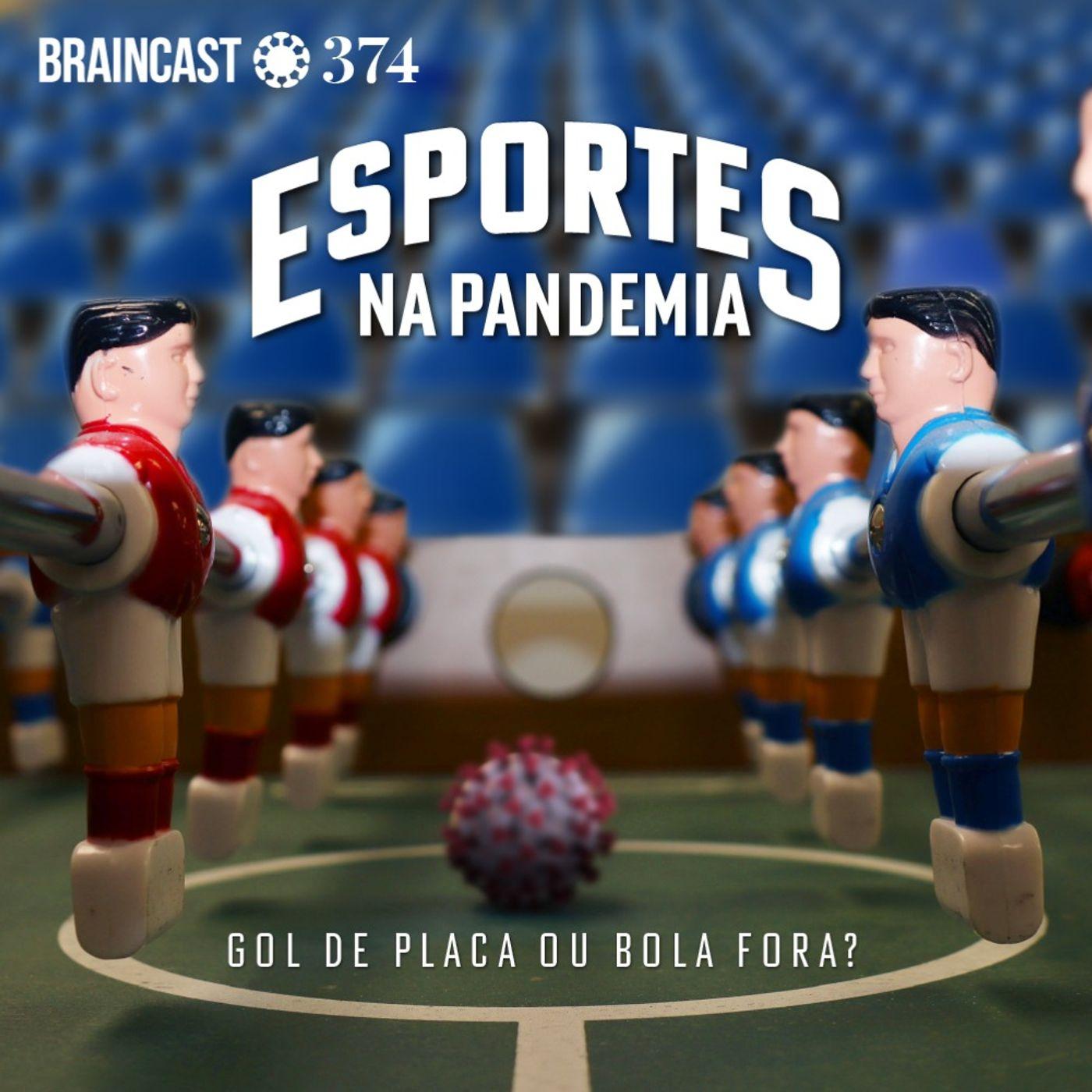 Esportes na pandemia: gol de placa ou bola fora?