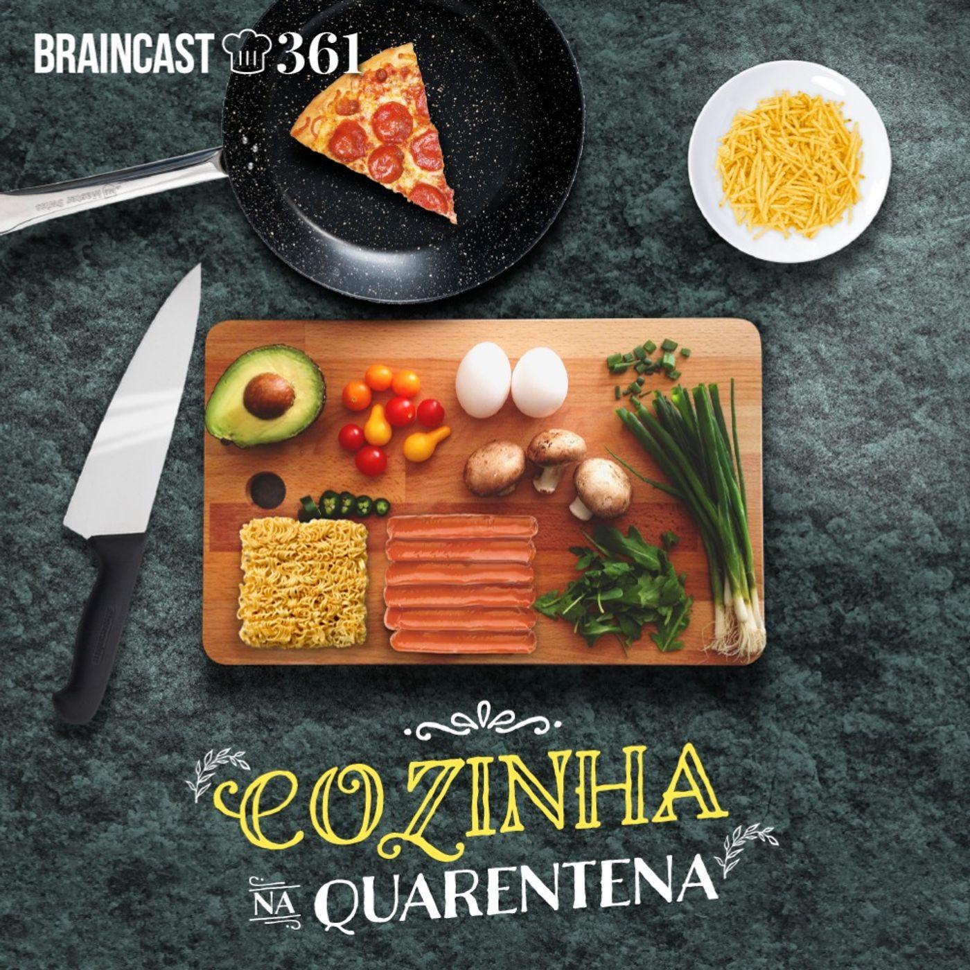 Cozinha na Quarentena