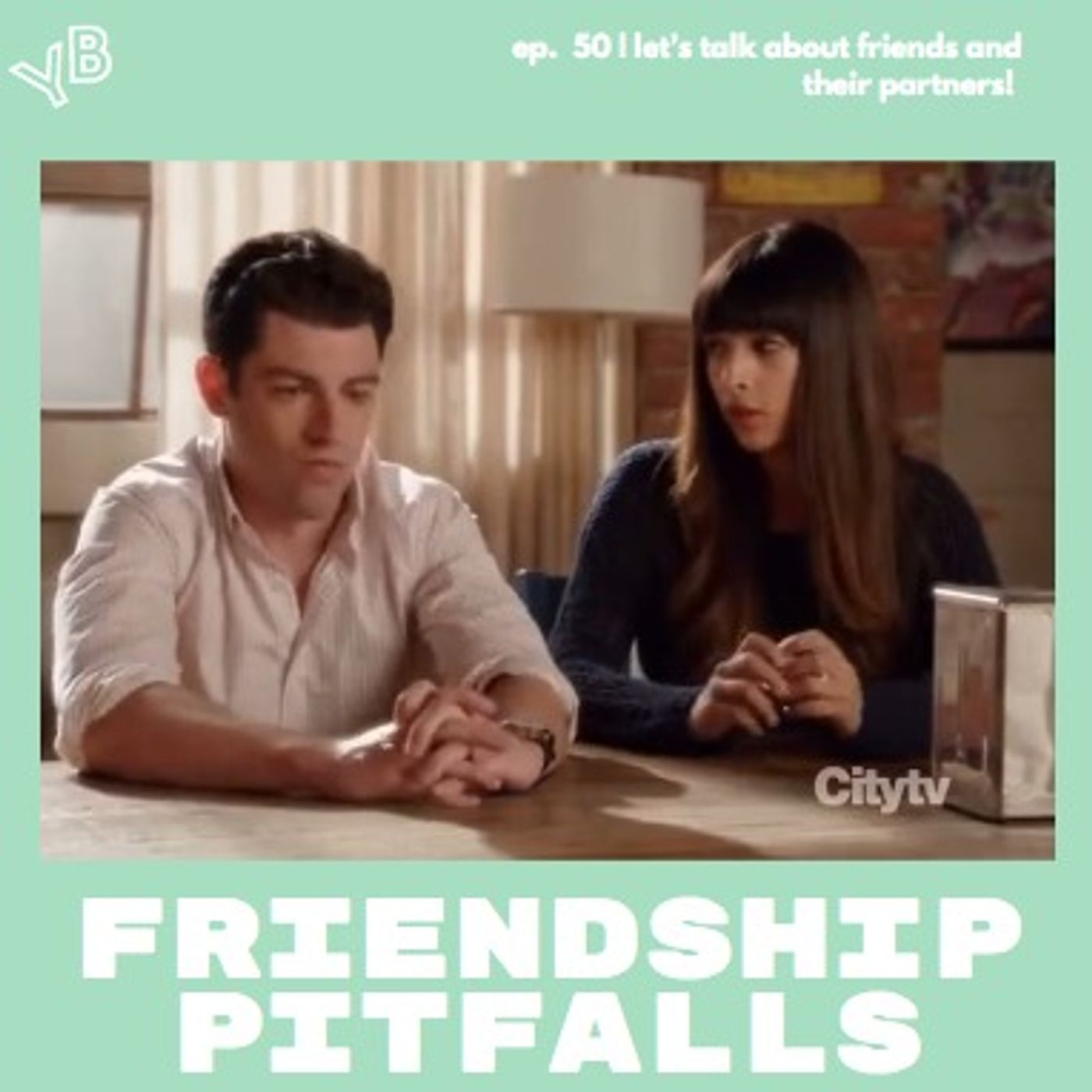 50   Let's talk about our friends and their partners!