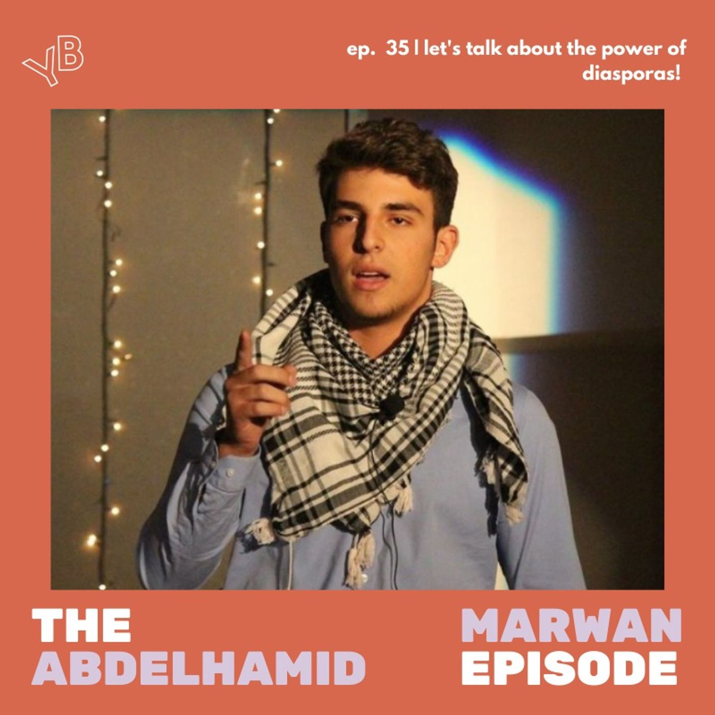 35   Marwan Abdelhamid   Let's talk about the power of diasporas!