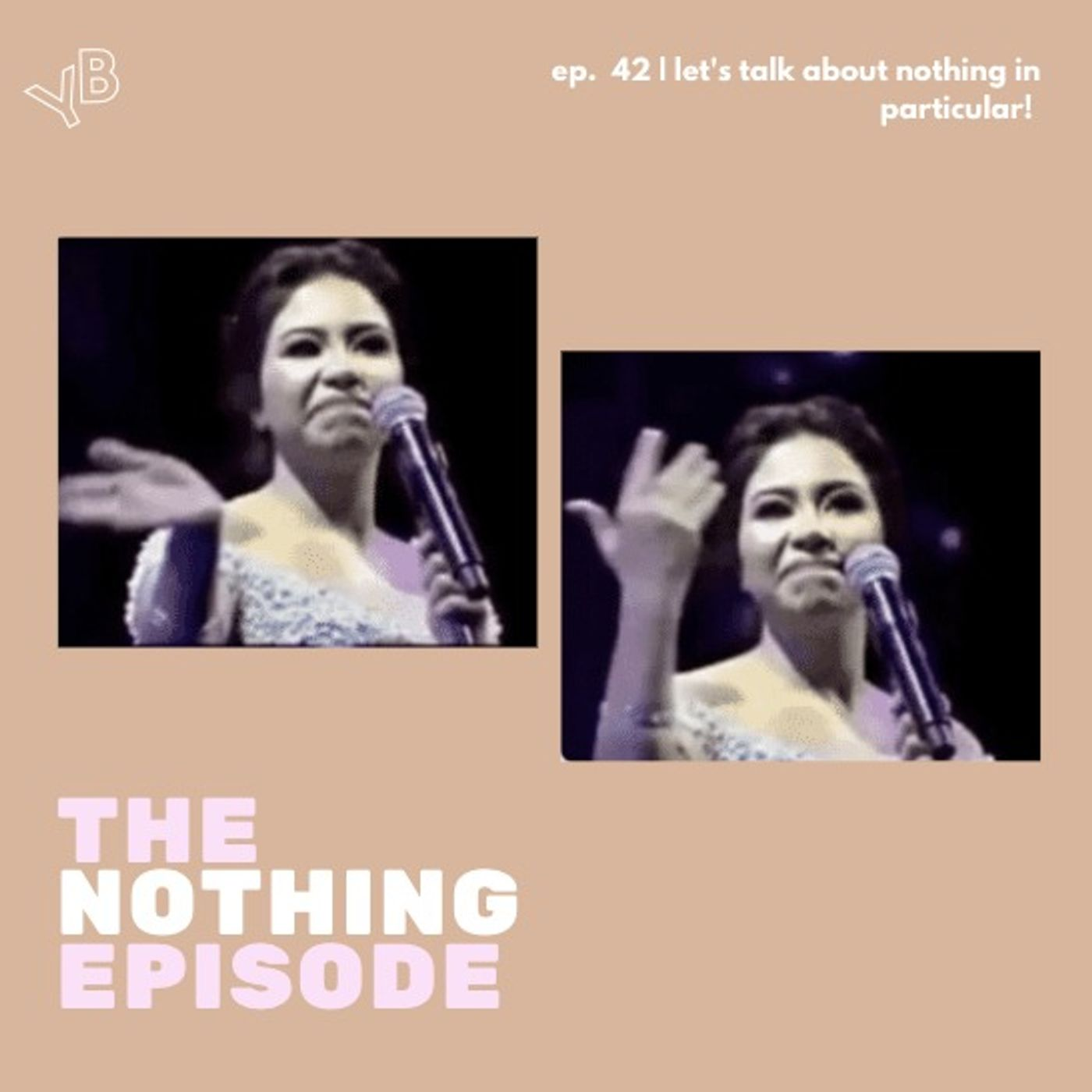 42 | Let's talk about nothing in particular!