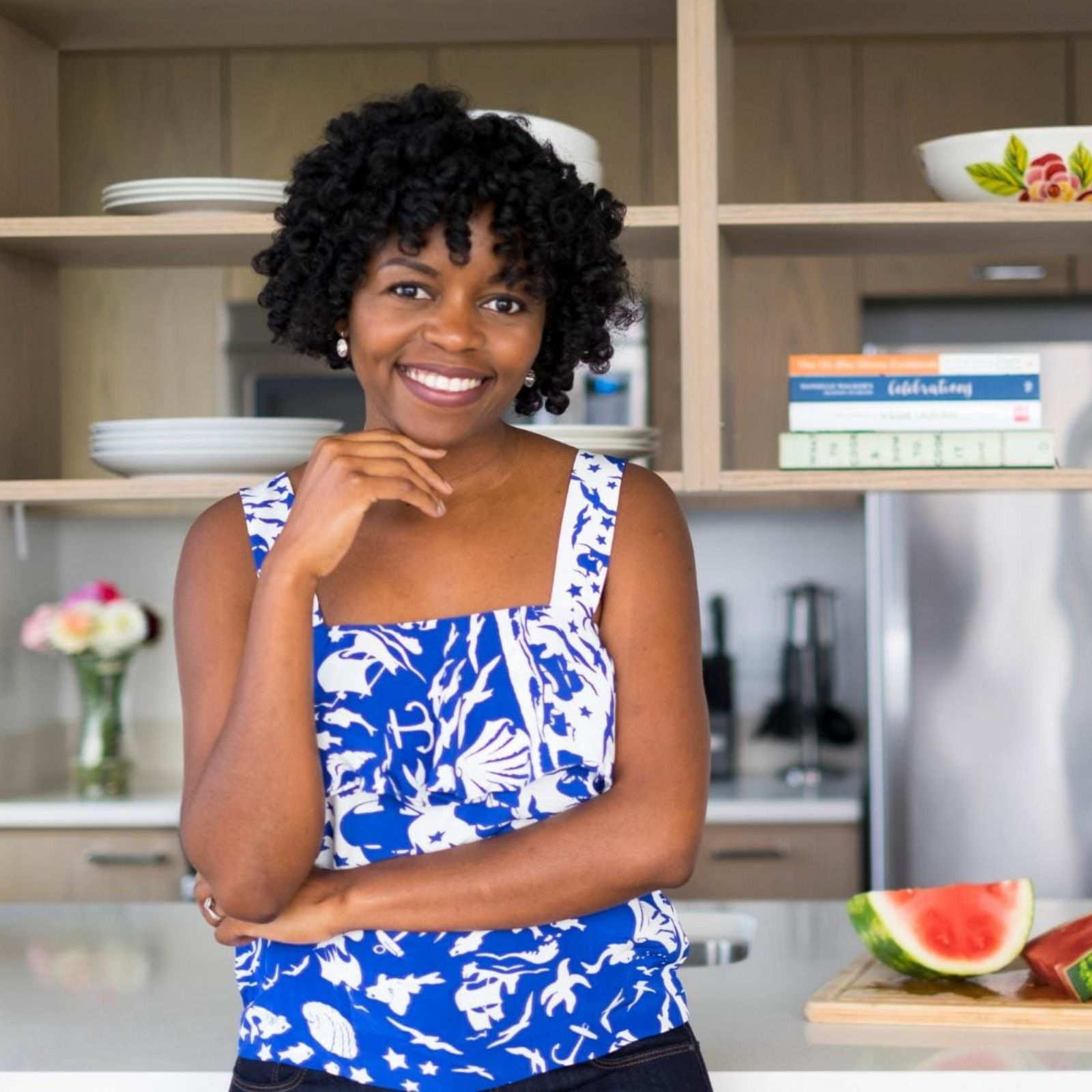 Eating Well and Tasty with Tina Munzu