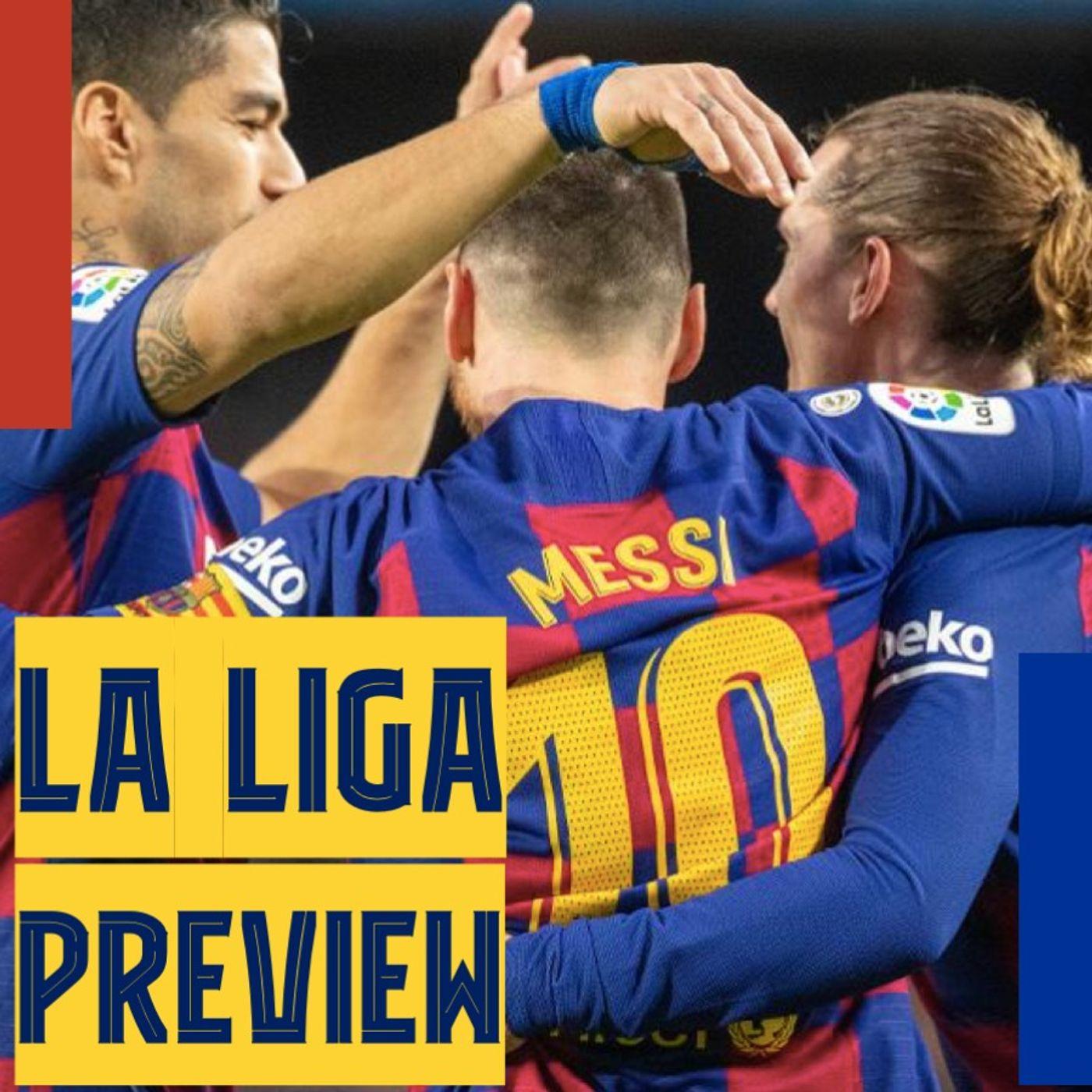 How can Barcelona hold off Real Madrid to win La Liga? Sergi Roberto future and Mallorca Preview