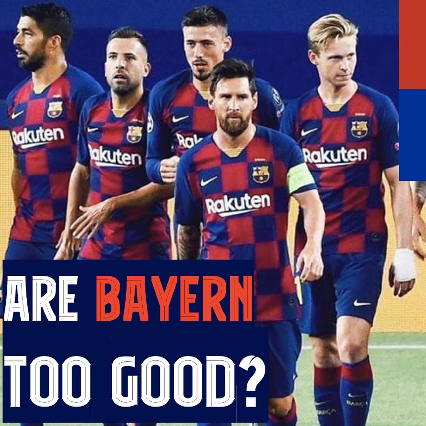Are Bayern Munich really too good for Barcelona? Champions League chances and squad limitations