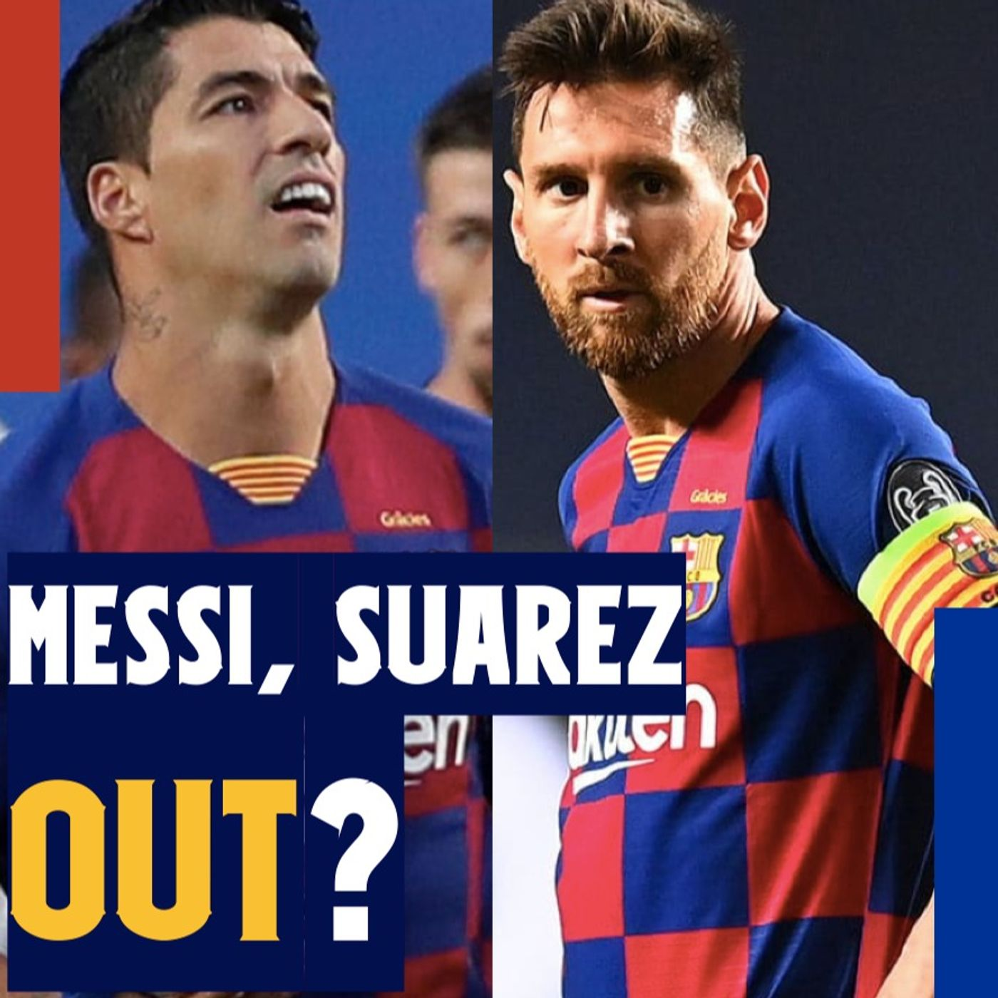 Messi and Suárez OUT? Koeman's clear-out and realistic transfers