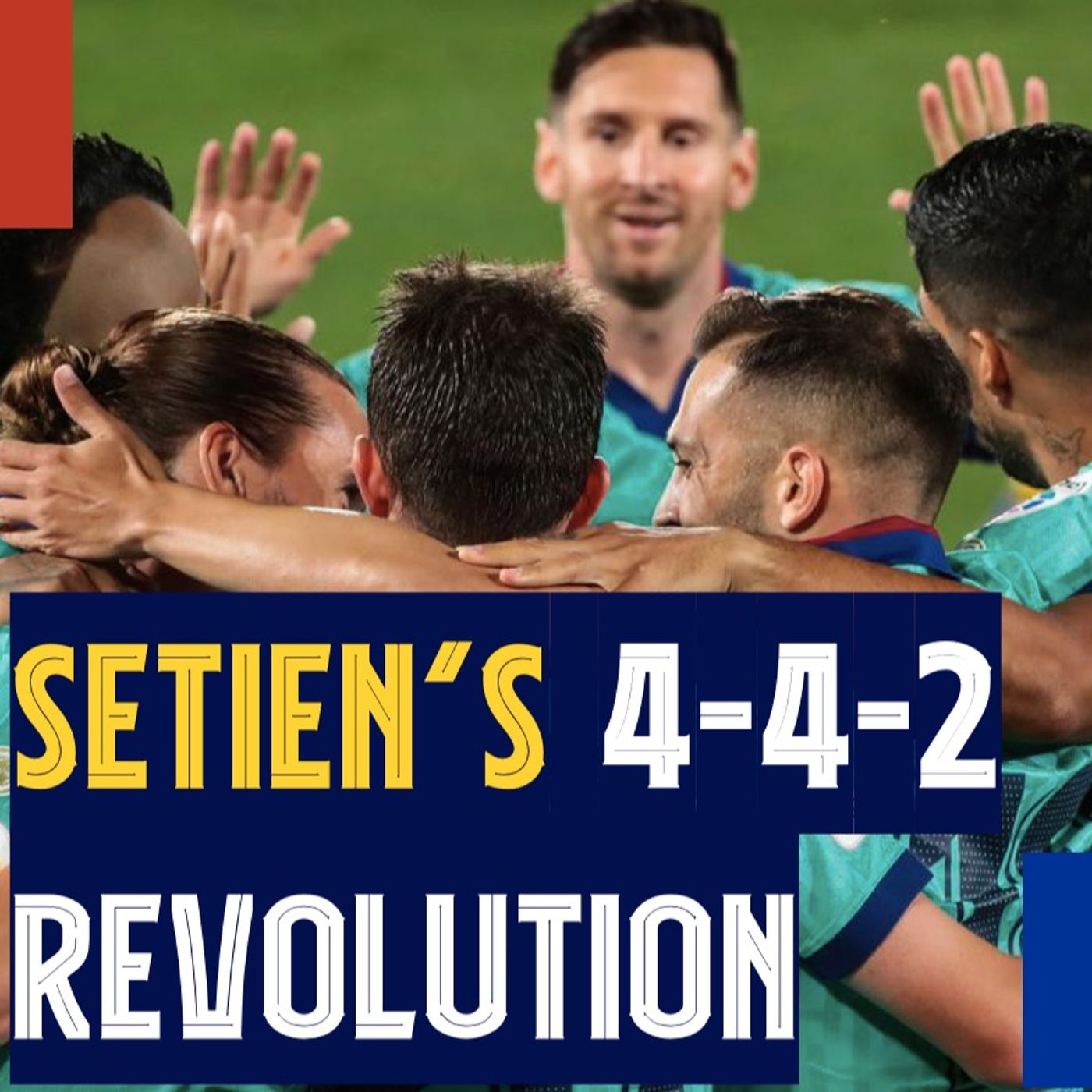 How did Setién's 4-4-2 revive Barcelona? Griezmann resurgence, and Messi's electoral influence
