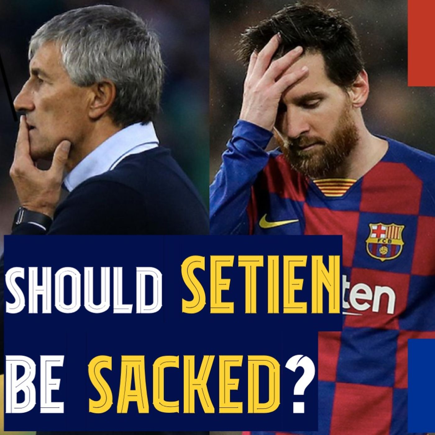 Should Barcelona sack Setién? Unlimited player power, institutional crisis, and Griezmann humiliation