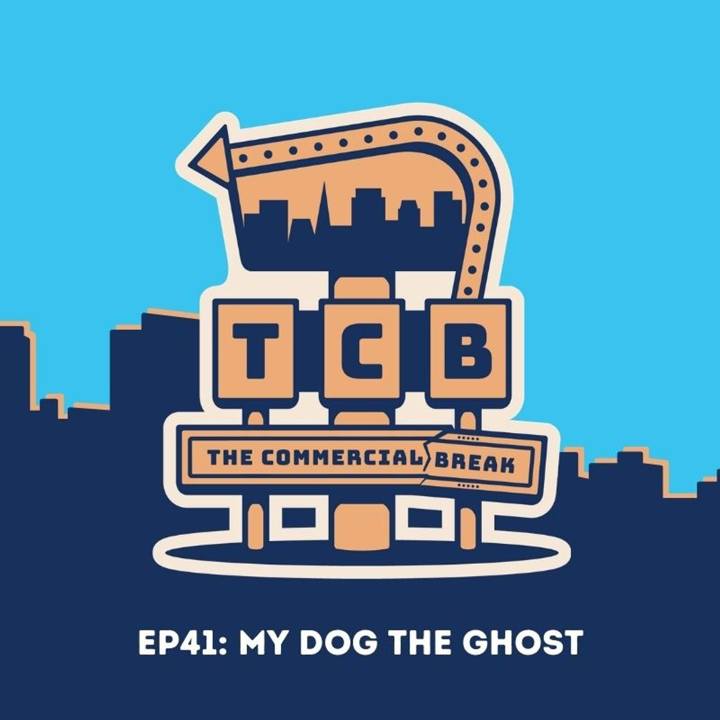 S2-EP41: My Dog The Ghost!