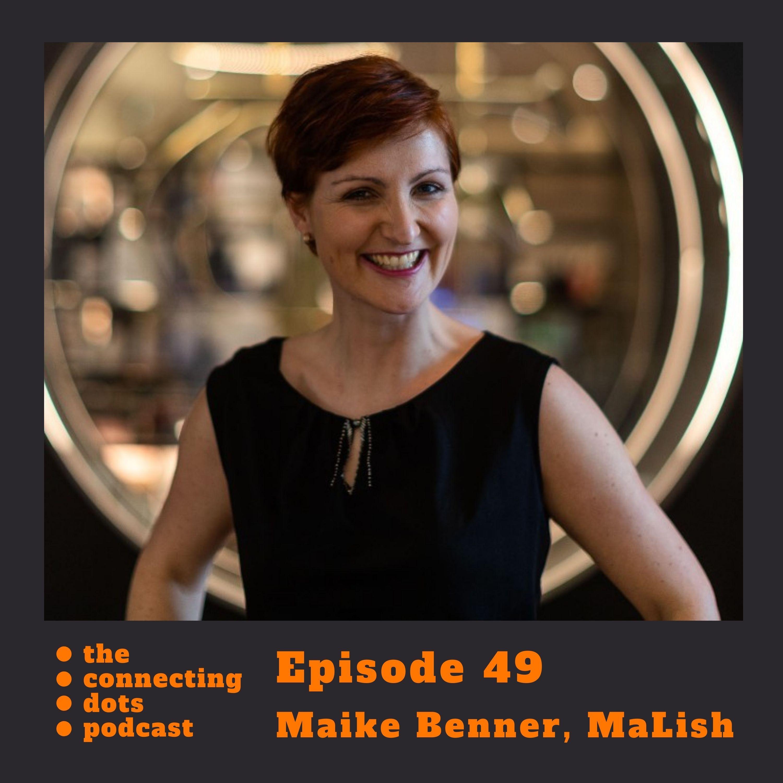 #49: Maike Benner über Irrtümer, Tipps und ihren eigenen Weg zur Unternehmensgründung