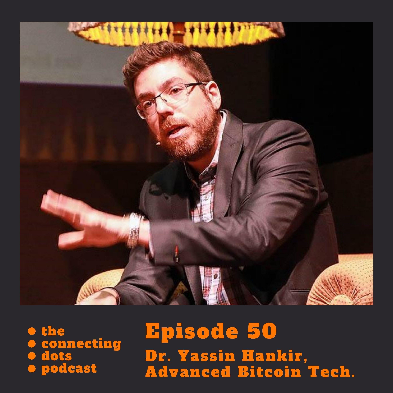 #50: Dr. Yassin Hankir (savedroid, Vaamo) über die Krypto-Zukunft und seine Gründerlehren