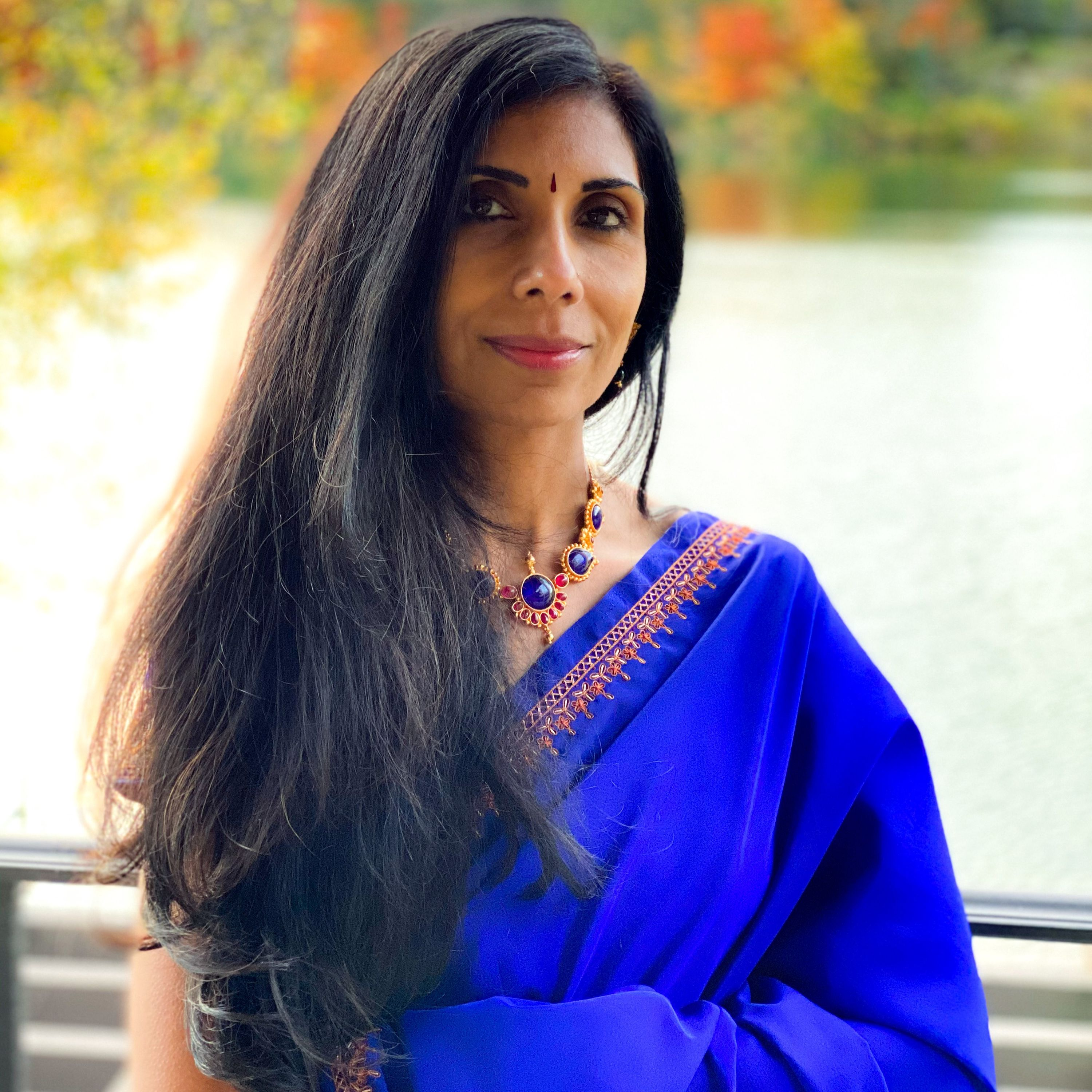 Non-duality and the Divine Feminine with Kavitha Chinnaiyan