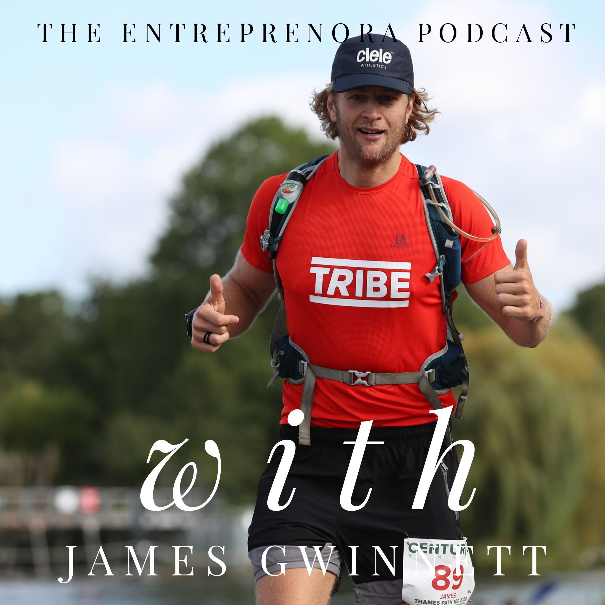 with James Gwinnett, Endurance Athlete & Mental Health Advocate