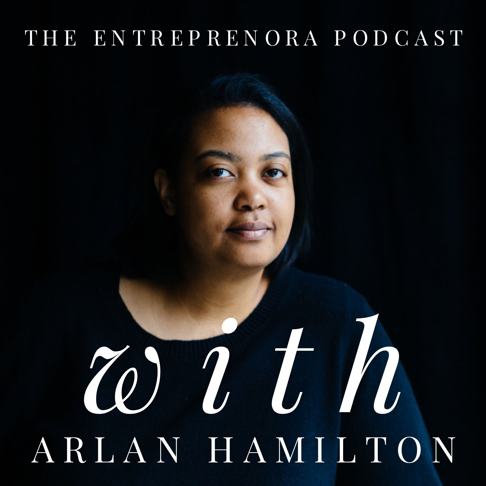 with Arlan Hamilton, founder of Backstage Capital