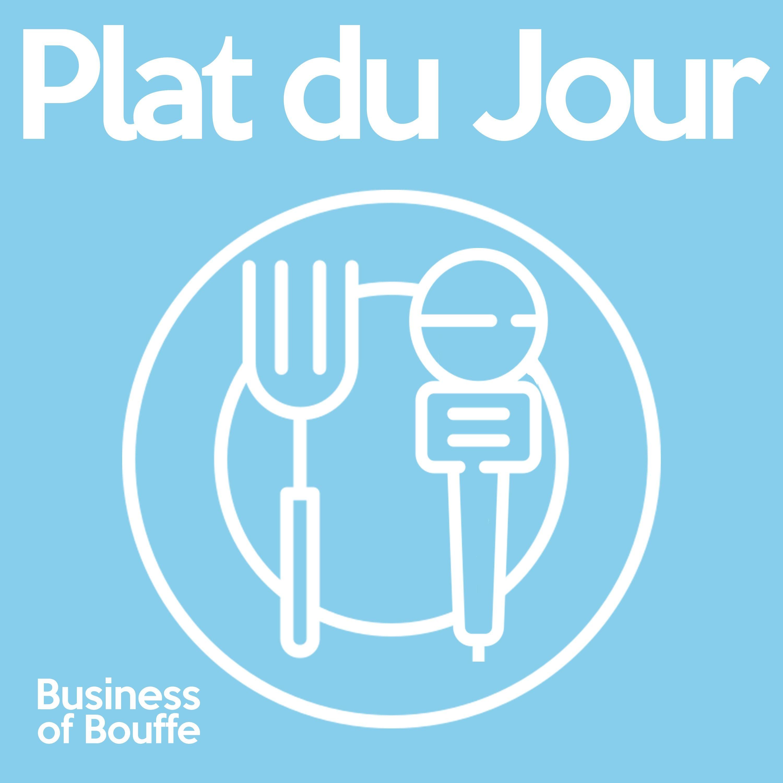 Plat du Jour #2 | Ariane Delmas et Leeroyd Levi - Resto.Paris | Créer la première plateforme de livraison éthique de repas pour revaloriser l'humain dans la restauration