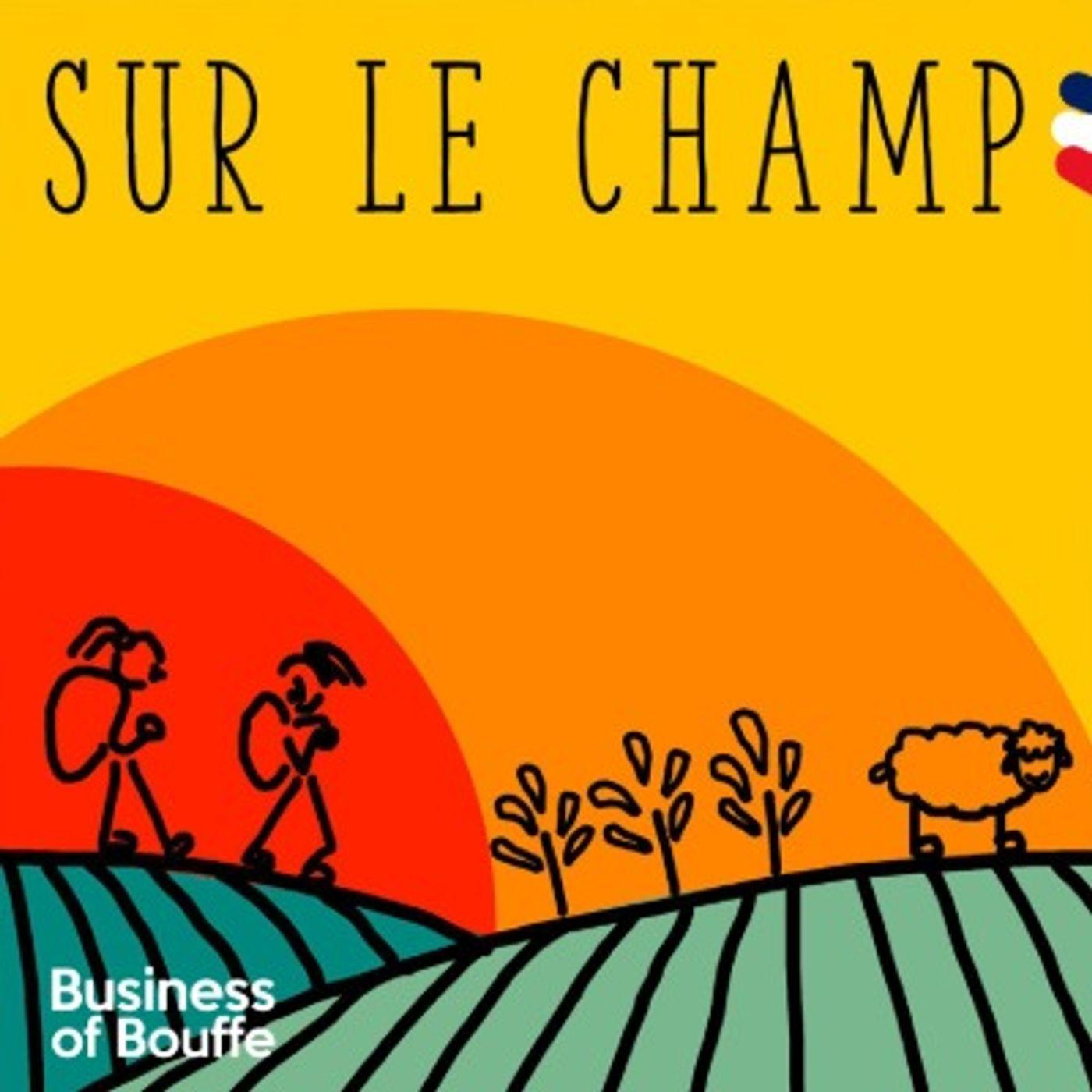 Sur le Champ #4 | Élevage extensif et sols vivants | Nicolas Brahic - Terres Libres & Buxor