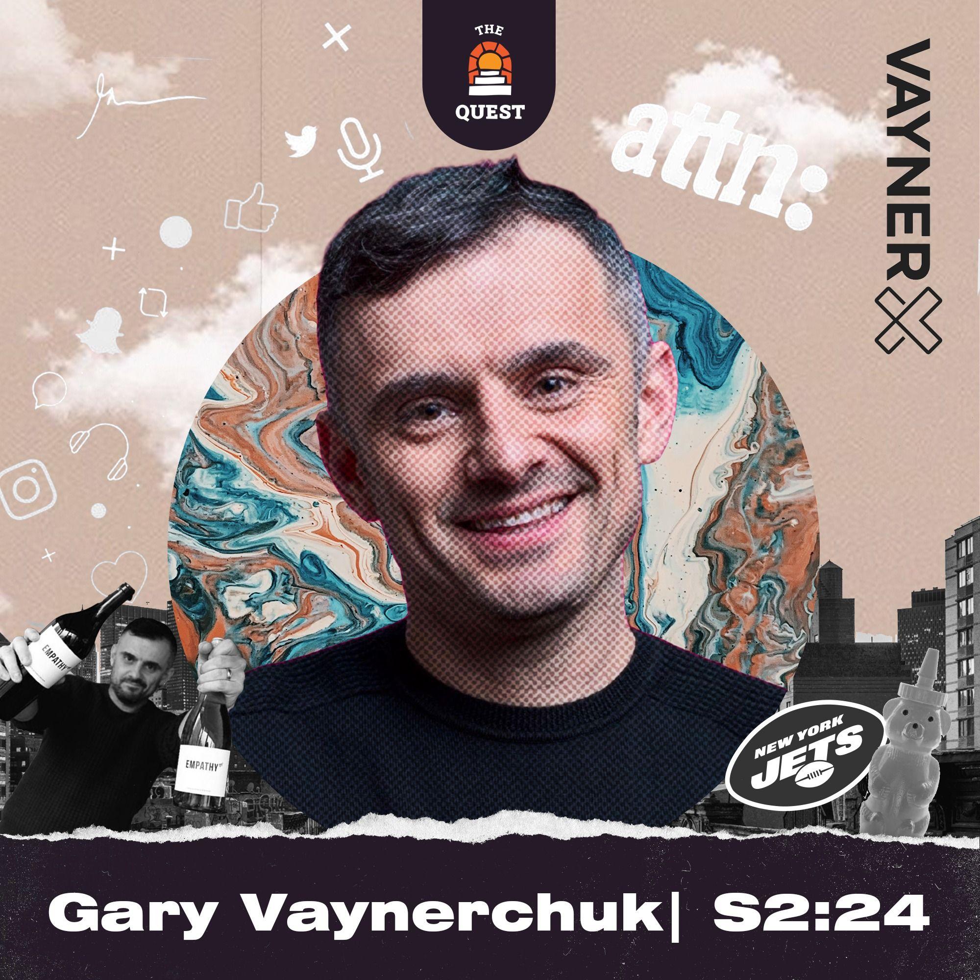 Gary Vaynerchuk - The GaryVee Story   YouTuber, Social Media, CEO, Entrepreneur, Mentor