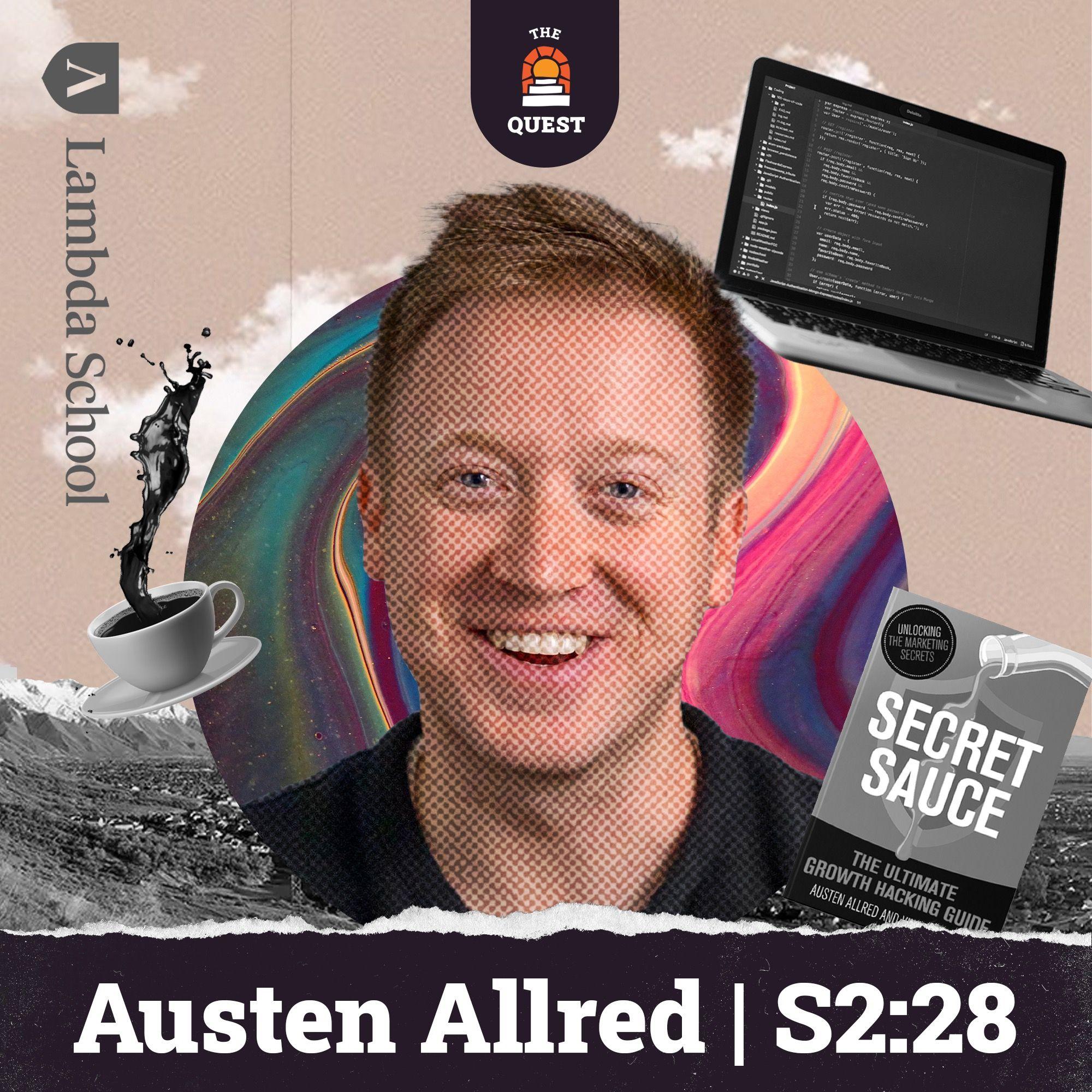 Austen Allred: Lambda School, Y-Combinator, Free Education, Programming and Code