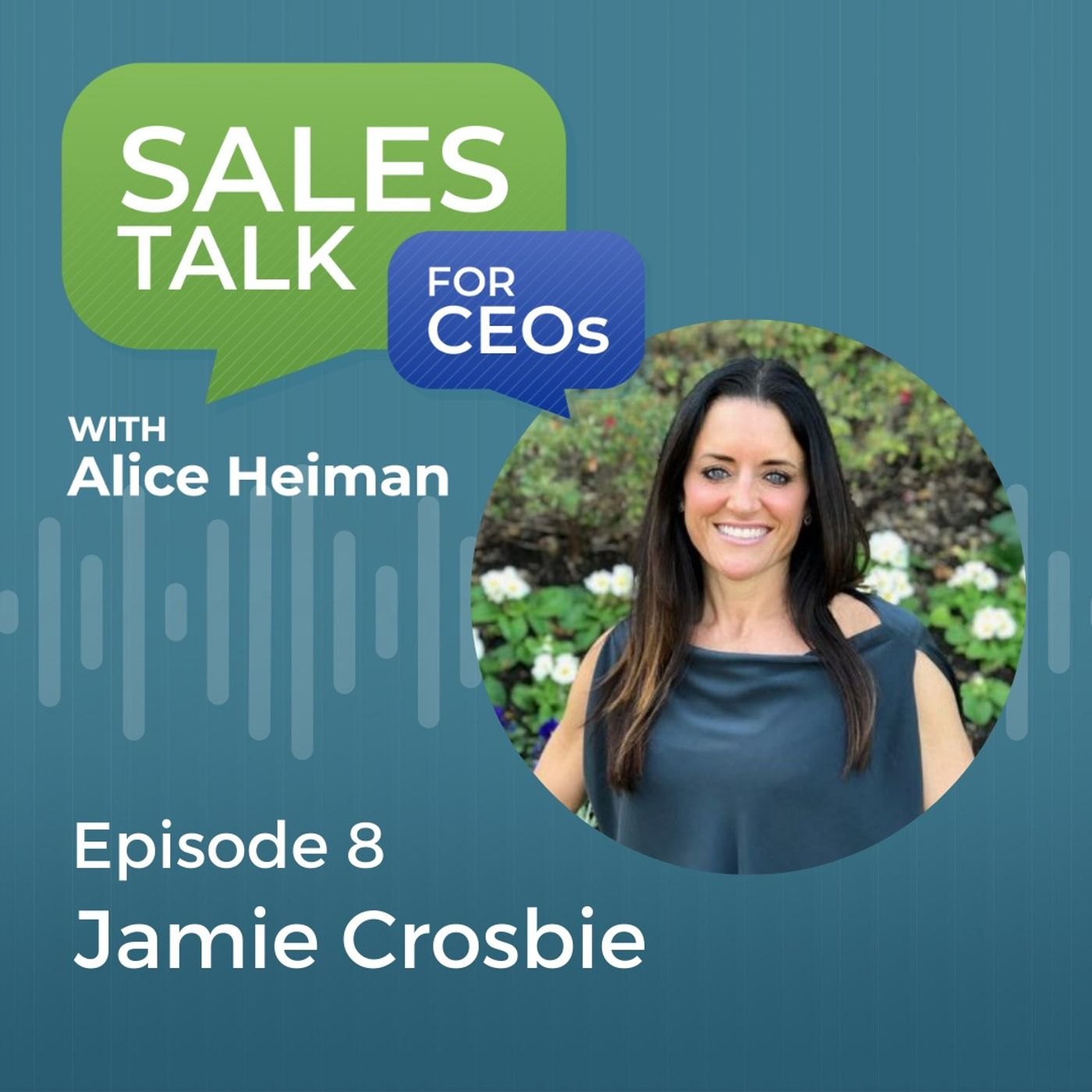 Building and Maintaining Partnerships with Jamie Crosbie