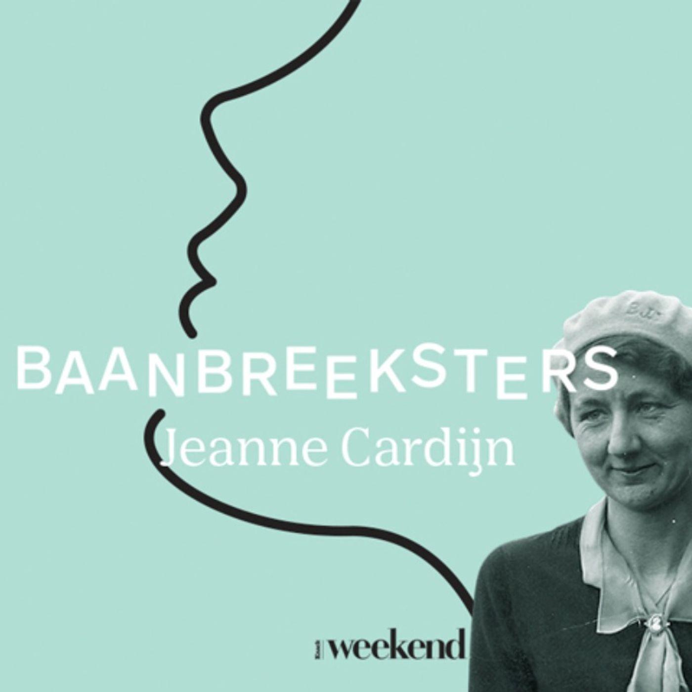 # 2 Jeanne Cardijn : de vrouw achter het bekendste kookboek van ons land én de vrouw die heel wat moeders leerde bevallen