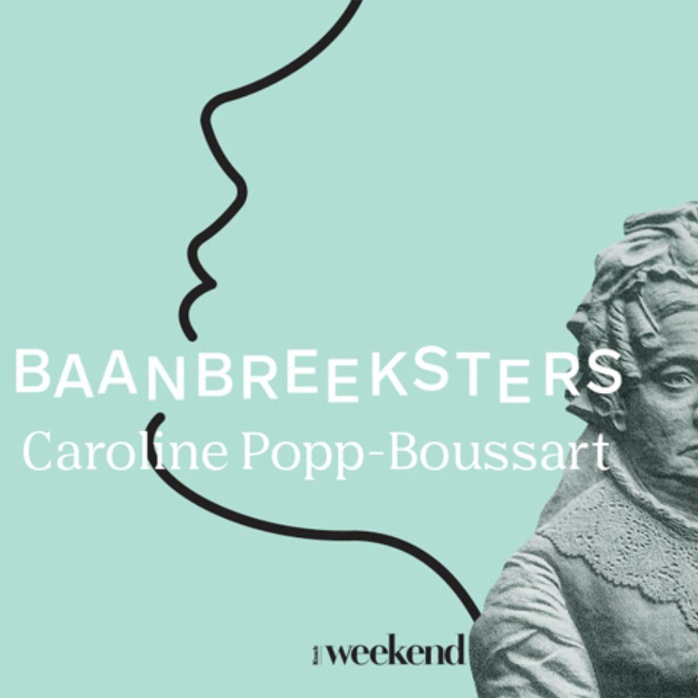 #6 Caroline Popp: de eerste Belgische journaliste en de eerste vrouw die bij ons aan het hoofd stond van een krant