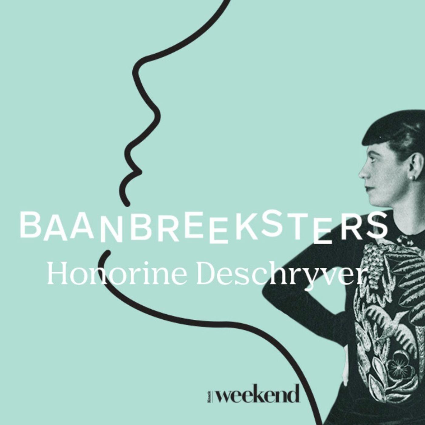 #5 Honorine Deschryver: de eerste grote Belgische modeontwerpster