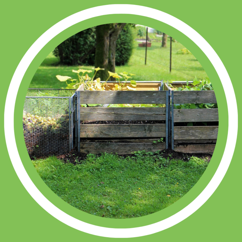 Didier Boulvin (Maître composteur) - Le compost de jardin (FR)