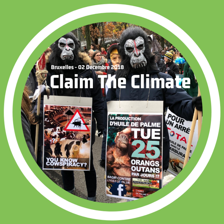 Siska & Guillaume - CLAIM THE CLIMATE - Testimonial 05 (FR)