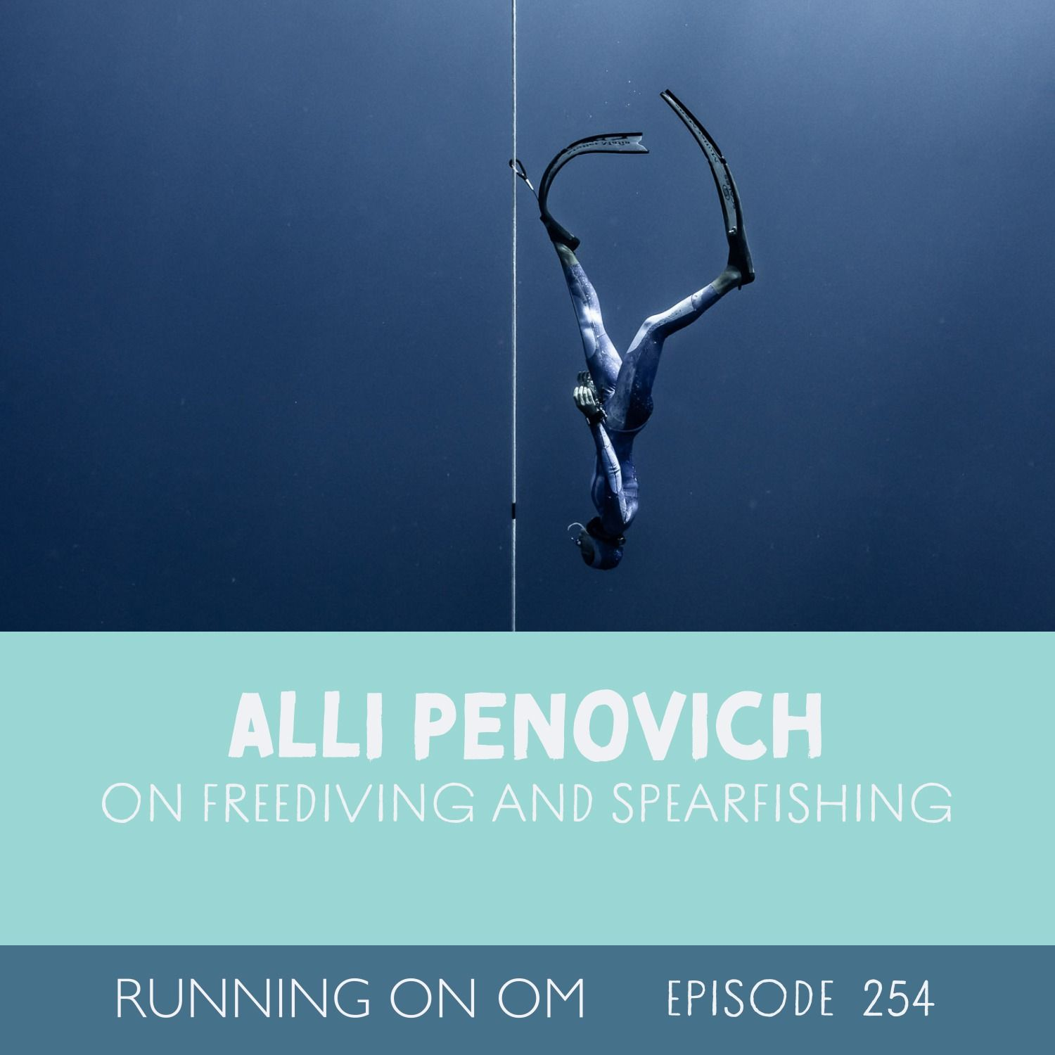 Alli Penovich on Freediving and Spearfishing