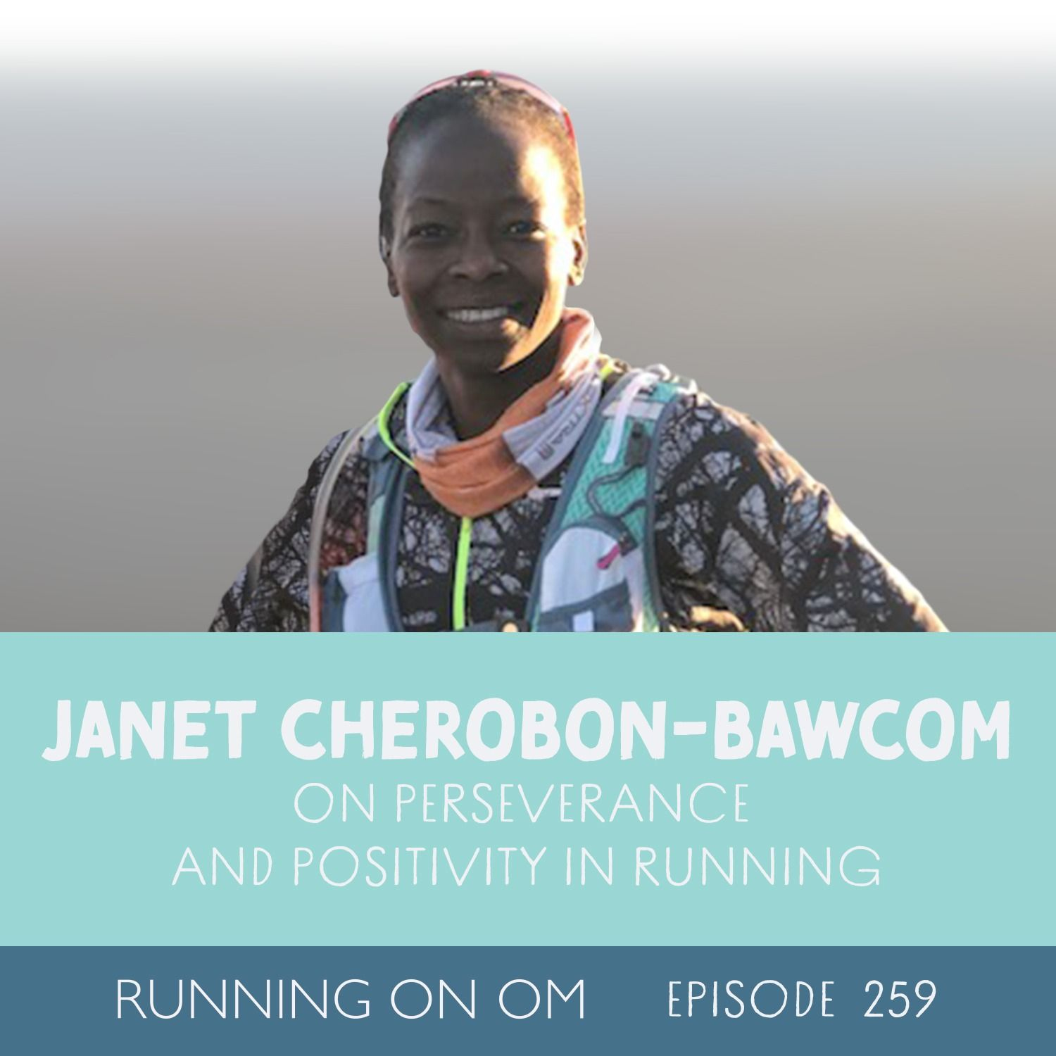 Janet Cherobon-Bawcom on Perseverance and Positivity in Running
