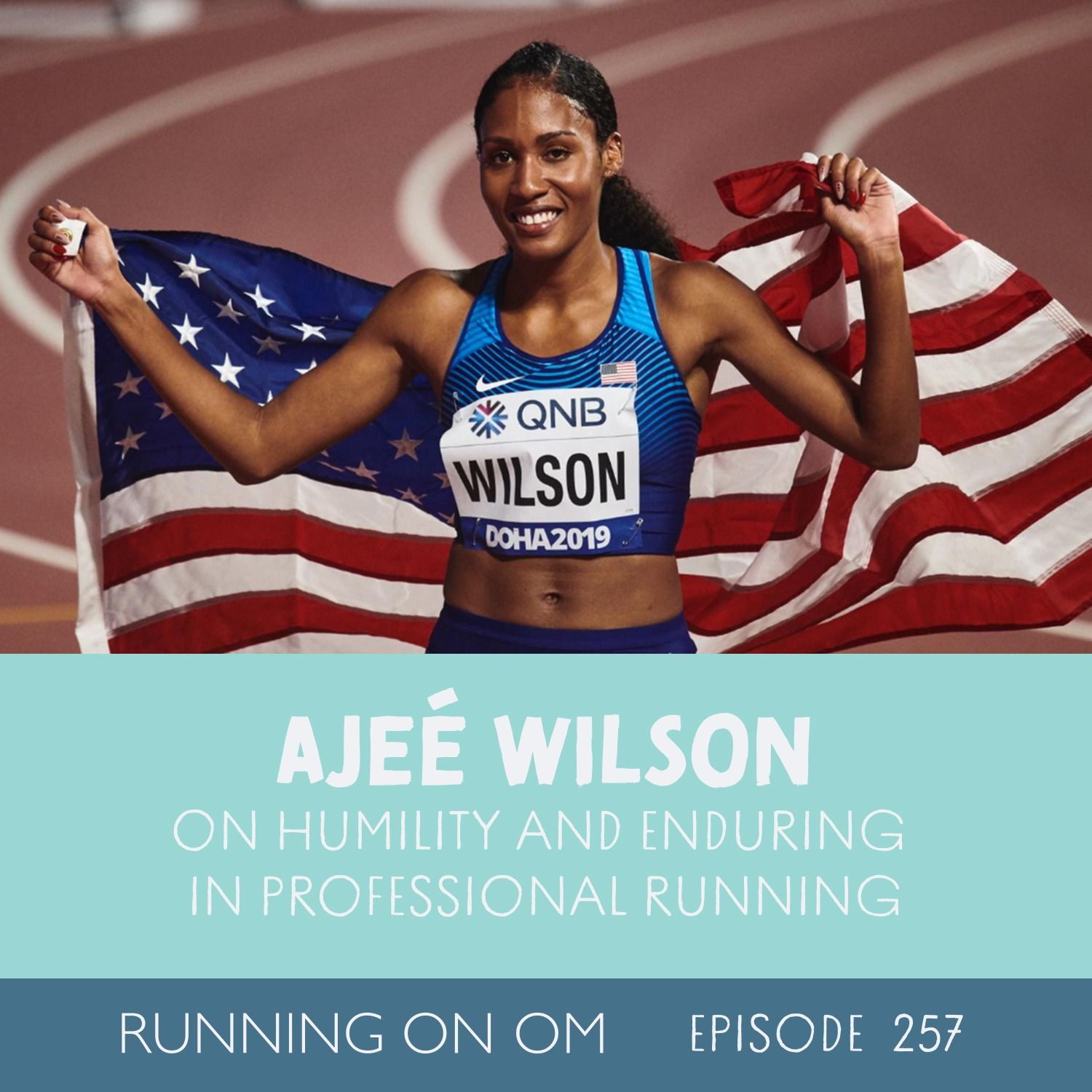 Ajeé Wilson on Humility and Enduring in Professional Running