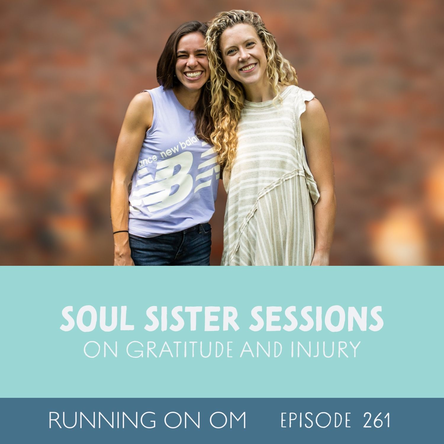 Soul Sister Sessions on Gratitude and Injury