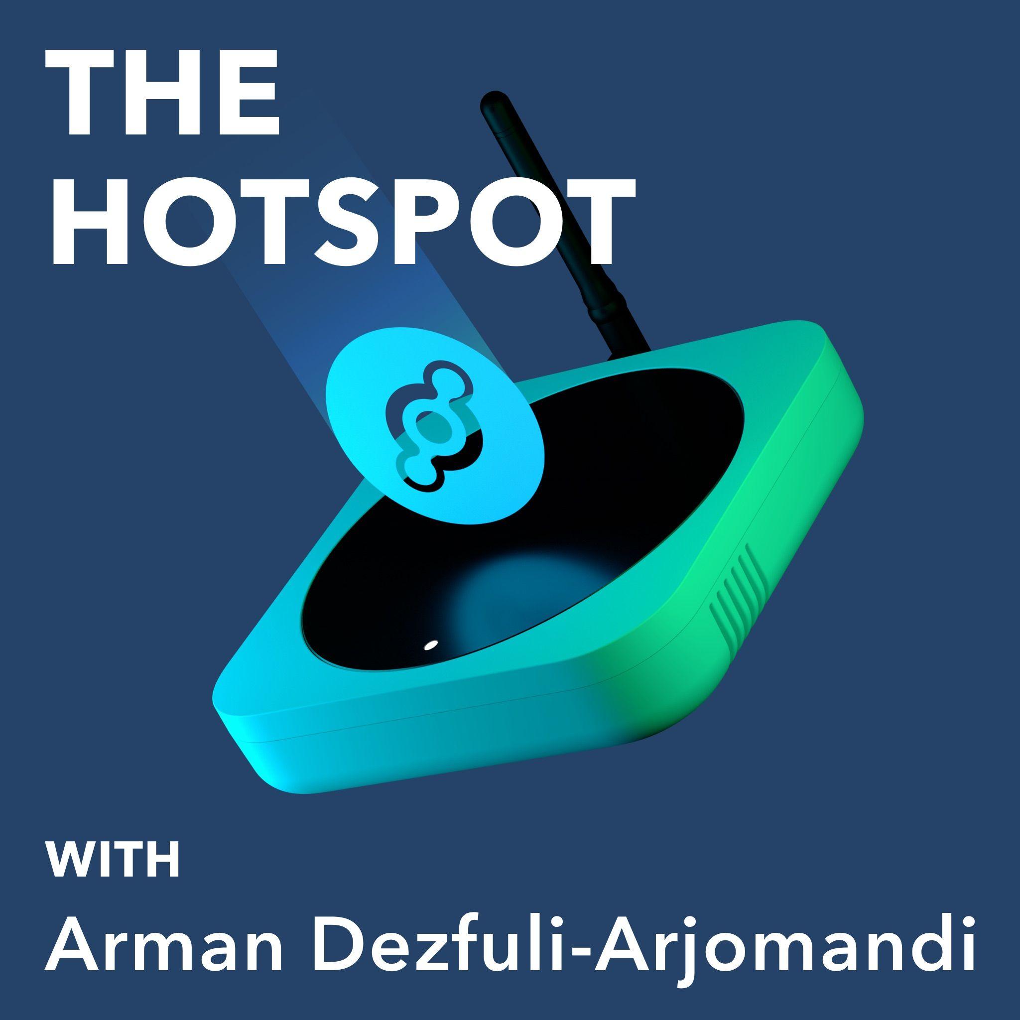 2. The Helium Hotspot & Proof of Coverage (w/ Amir Haleem)
