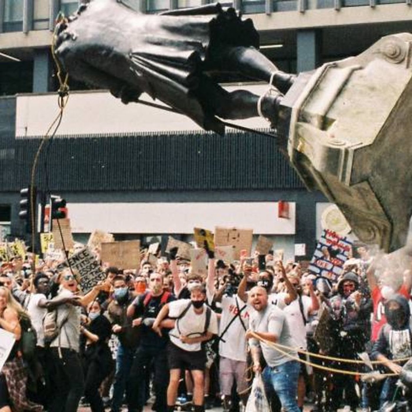 POLICY AND PRACTICE - How should we deal with statues of racists and what should we do in our public space instead?