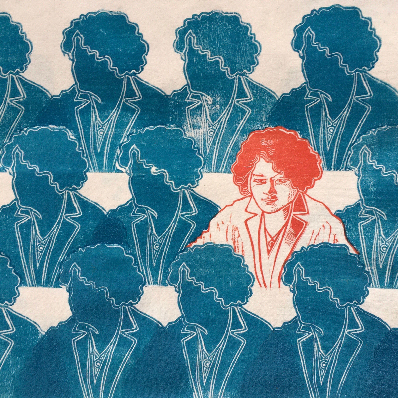 """(4) """"Jugend einer Arbeiterin"""" gelesen von Andrea Arezina"""