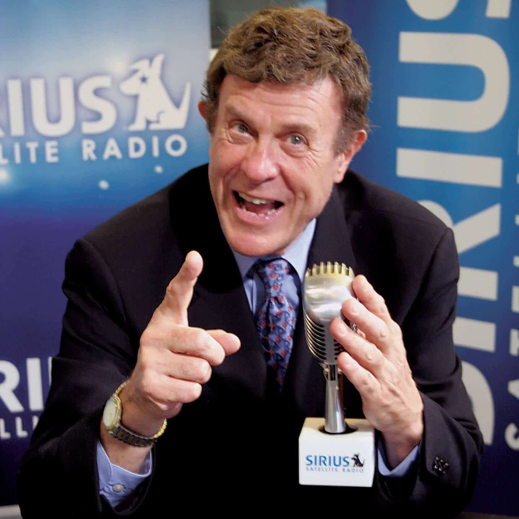 """""""Cousin Brucie"""" - America's Most Famous Radio Personality"""