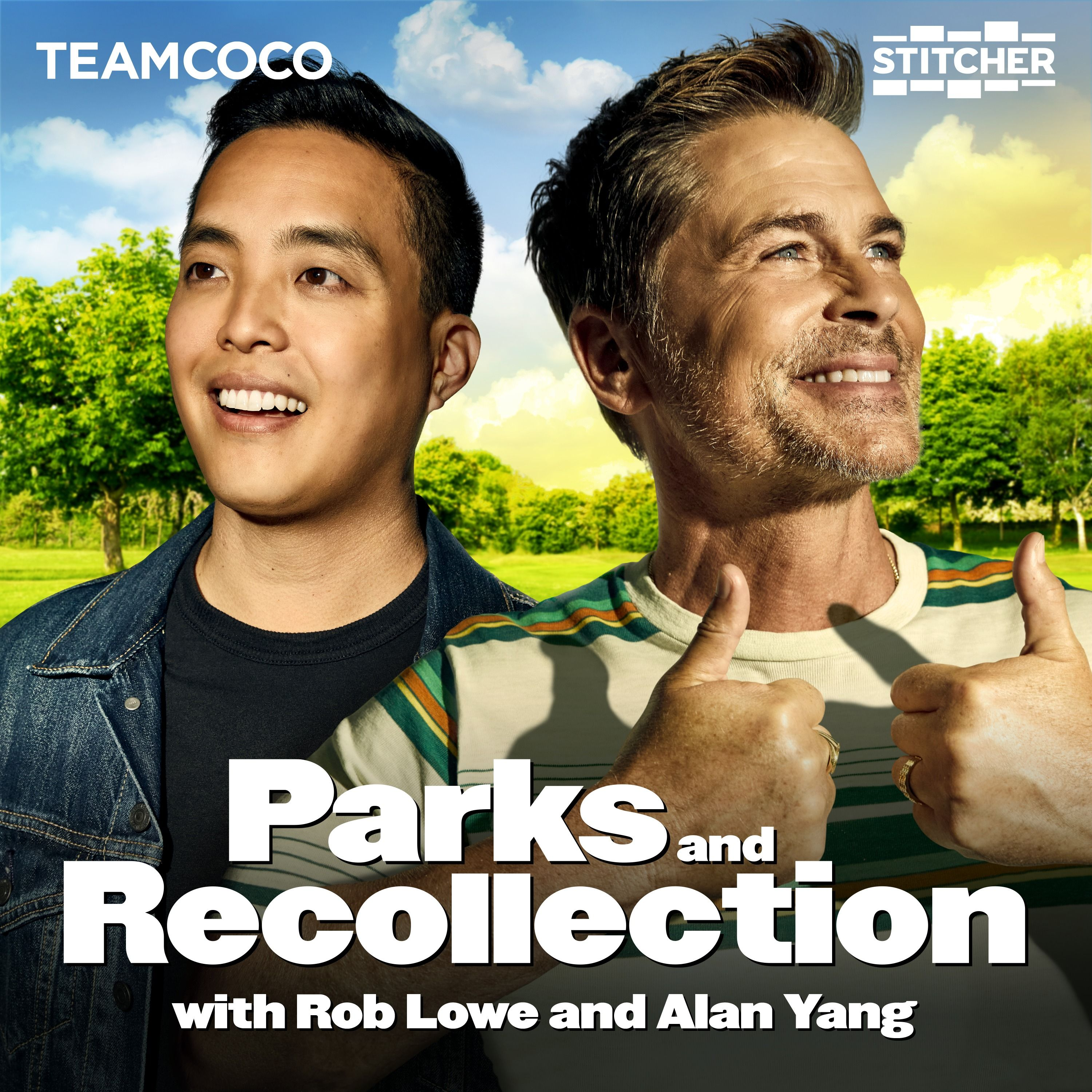 Parks and Recollection by Team Coco and Stitcher