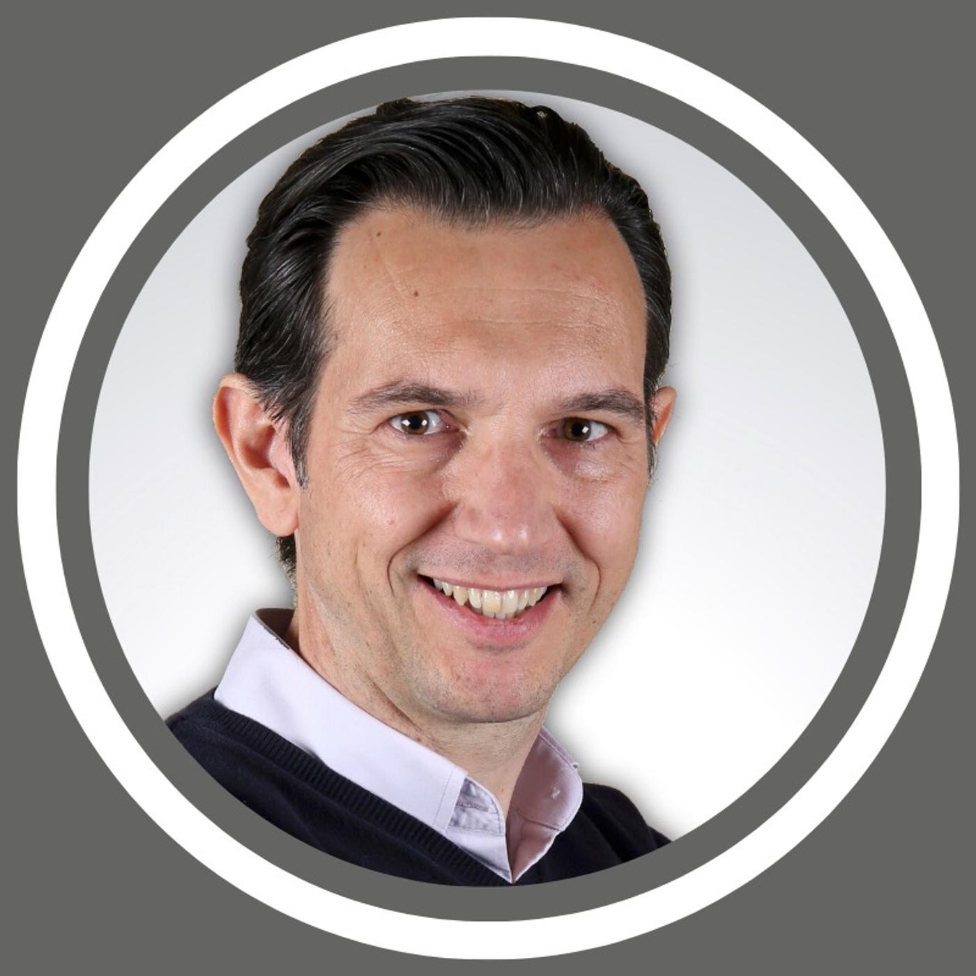 Tom Meyers - Author Futurize Yourself (NL)