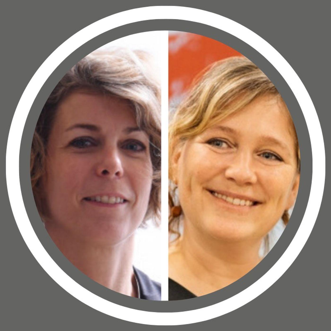 Viviane Kock & Dette Van Zeeland - Twee NWOW buddy's over nieuwe manieren van samenwerken (NL)