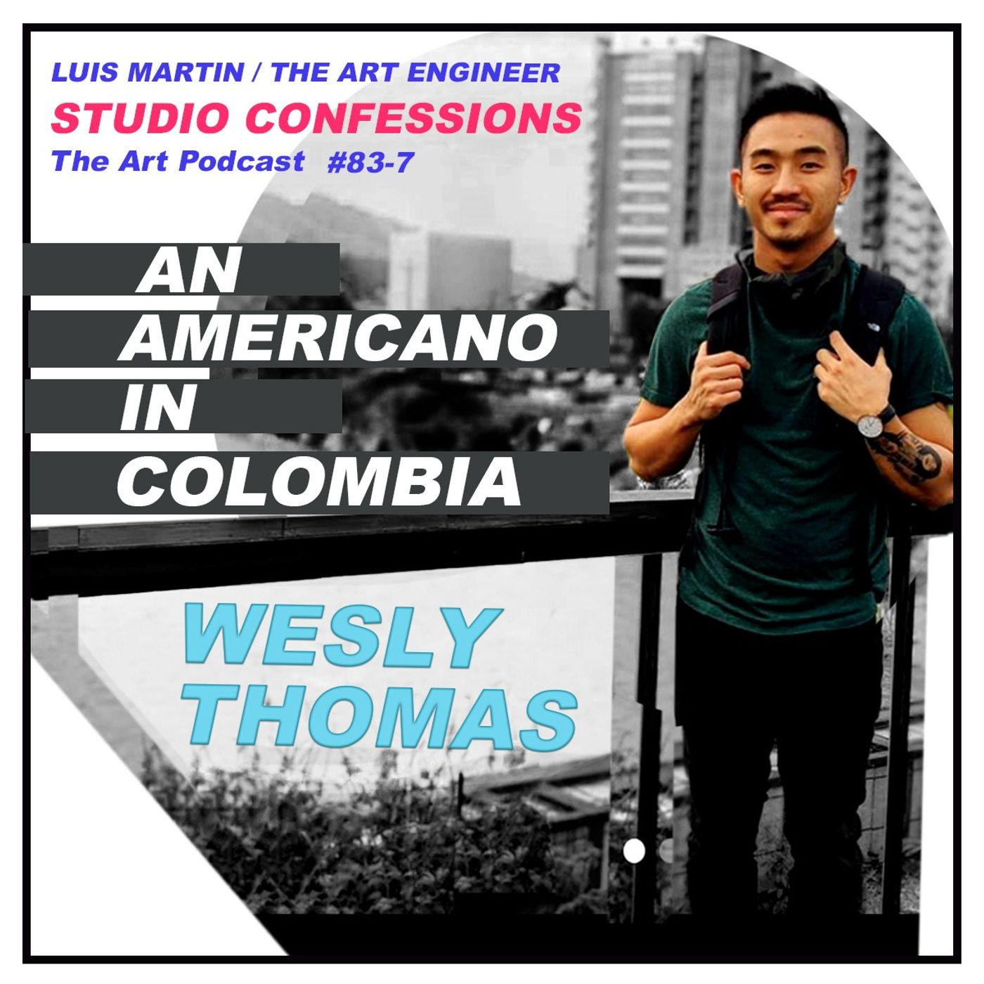 Wesly Thomas: An Americano in Colombia